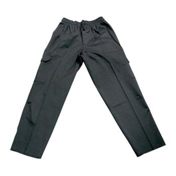 81595 - Chef Works - CPBL-XL - Black J54 Cargo Pants (XL) Product Image