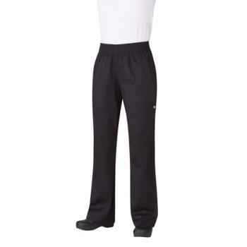 CFWPW005M - Chef Works - PW005-M - Women's Basic Baggy Pants (M) Product Image