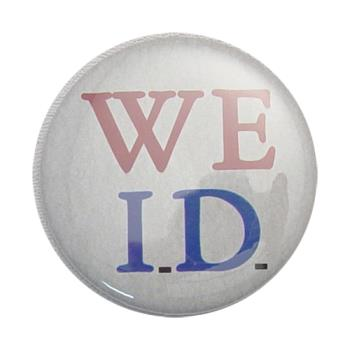 38550 - Commercial - WE ID Button Product Image