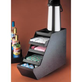CLM3604 - Cal-Mil - 360-4 - 4-Tier Coffee Organizer and Airpot Stand Product Image