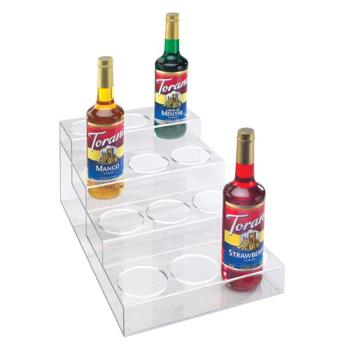 CLMP297 - Cal-Mil - P297 - 4-Tier Bottle Display Product Image