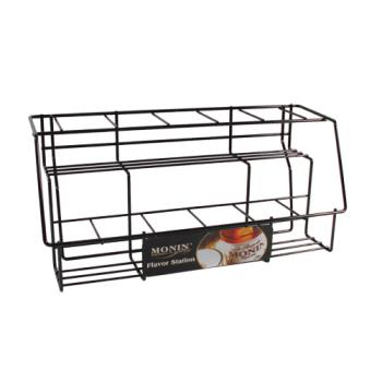 86250 - Monin - 2-Tier Syrup Bottle Rack Product Image
