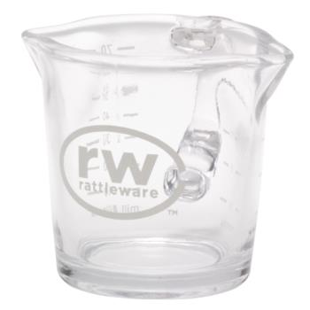 ESP27610 - Rattleware - 27610 - 3 oz  Glass Spouted Pitcher Product Image