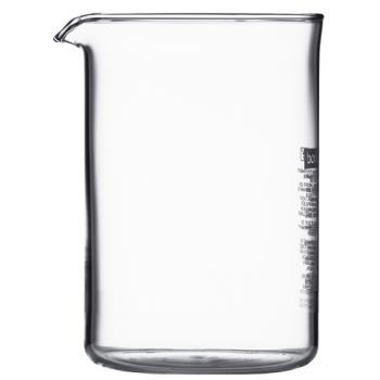 ESPB01150410230 - Bodum - B01-1504-10-230 - SAN Plastic Chambord 4 cup Coffee Press Beaker Product Image