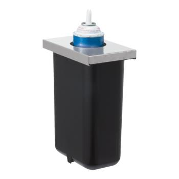 SVP82846 - Server - 82846 - Whipped Topping Can Cooler w/Black Jar Product Image