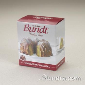 NRW77710 - Nordic Ware - 77710 - Cinnamon Streusel Bundt Mix Product Image