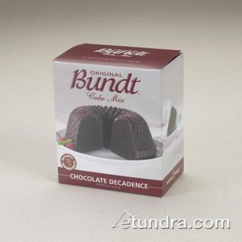 NRW77730 - Nordic Ware - 77730 - Chocolate Decadence Bundt Mix Product Image
