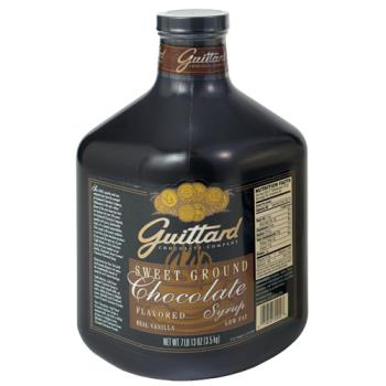 ESP04398 - Guittard - 04398 - 96 oz Chocolate Syrup Product Image