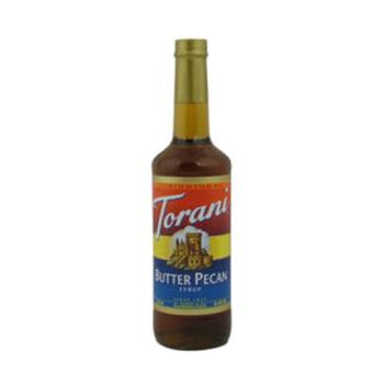 TOR361347 - Torani - 361347 - 750 ml Butter Pecan Syrup Product Image