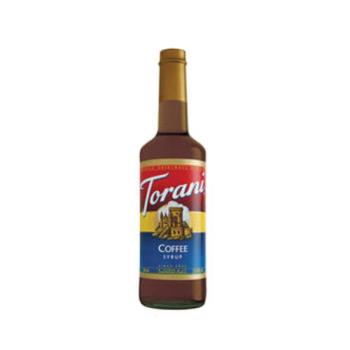 TOR361608 - Torani - 361608 - 750 ml Coffee Syrup Product Image