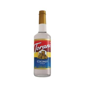 TOR361651 - Torani - 361651 - 750 ml Coconut Syrup Product Image