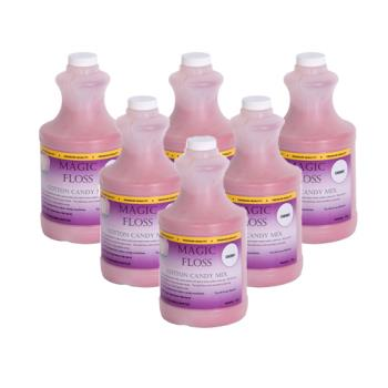 PAR7880 - Paragon - 7880 - 6-4 lb. bottles Cherry Magic Floss Product Image