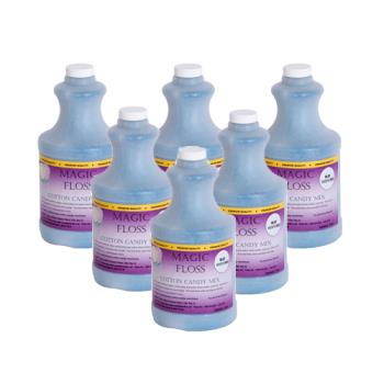 PAR7881 - Paragon - 7881 - 6-4 lb. bottles Blue Raspberry Magic Floss Product Image