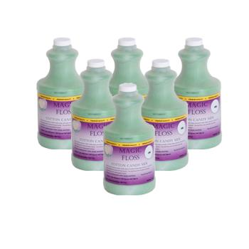 PAR7885 - Paragon - 7885 - 6-4 lb Bottles Lime Magic Floss Product Image