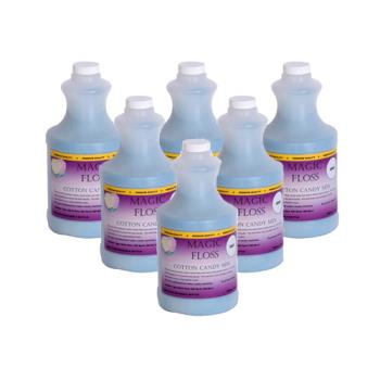 PAR7887 - Paragon - 7887 - 6-4 lb Bottles Grape Magic Floss Product Image