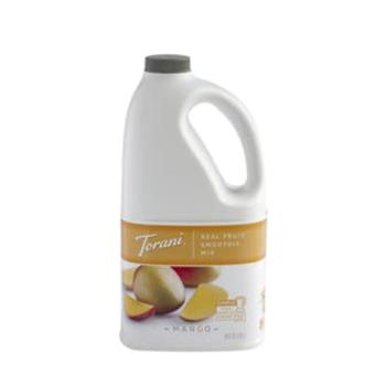 TOR900102 - Torani - 900102 - 64 oz Real Fruit Smoothie Mango Mix Product Image