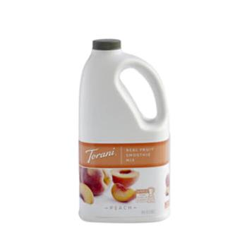TOR900119 - Torani - 900119 - 64 oz Real Fruit Smoothie Peach Mix Product Image