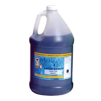 PAR6206 - Paragon - 6206 - Motla Sugar-Free Syrup - Grape (gallon) Product Image