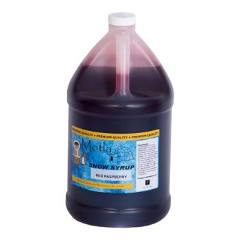 PAR6309 - Paragon - 6309 - Motla Syrup - Red Raspberry (Gallon) Product Image