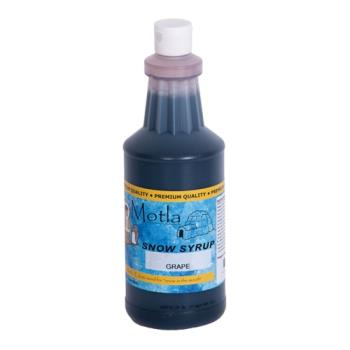 PAR6356 - Paragon - 6356 - Motla Syrup - Grape (quart) Product Image