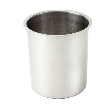 WINBAM425 - Winco - BAM-4.25 - 4 1/4 qt Stainless Steel Bain Marie Product Image