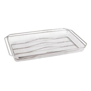 WOR1175011 - World Cuisine - 11750-11 - Full Size Stainless Steel Oven Fry Basket Product Image