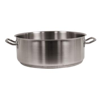 LIN3810 - Vollrath - 3810 - Optio™ 10 Qt Stainless Steel Brazier Product Image