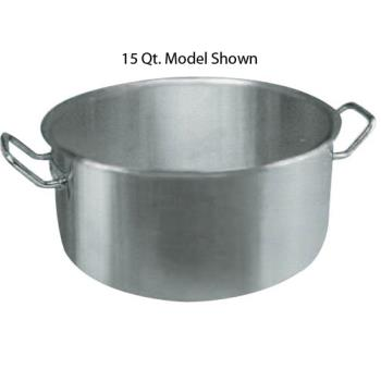 WINSSLB30 - Winco - SSLB-30 - 30 qt Stainless Steel Brazier Product Image