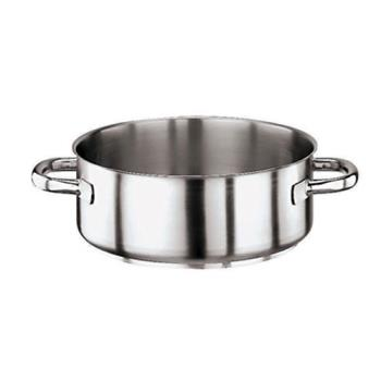 WOR1100920 - World Cuisine - 11009-20 - Series 1000 2 5/8 qt Stainless Steel Rondeau Pot Product Image
