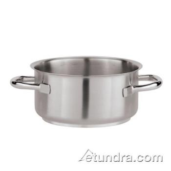 WOR1101024 - World Cuisine - 11010-24 - 5 3/4 qt Stainless Steel Stew Pot Product Image