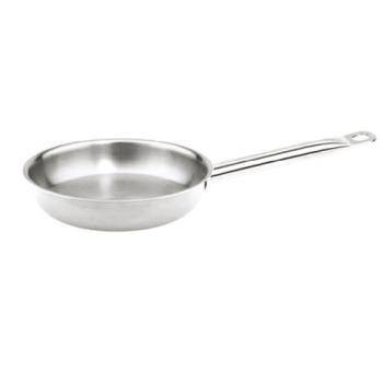 THGSLSFP009 - Thunder Group - SLSFP009 - 9 1/2 in Stainless Steel Fry Pan Product Image