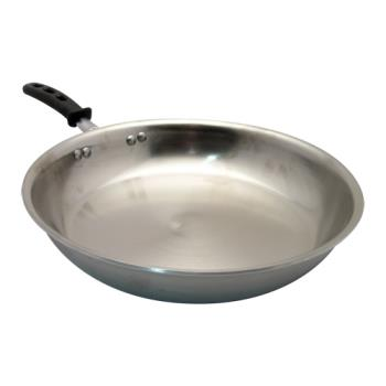 78203 - Vollrath - 69812 - Tribute® 12 in Non-Stick Stainless Steel Fry Pan Product Image