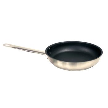 LINN3412 - Vollrath - N3412 - Centurion® 12 1/2 in Non-Stick Stainless Steel Fry Pan Product Image