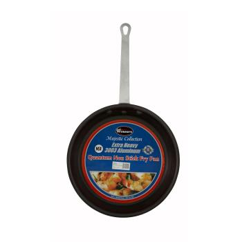 WINAFP14NS - Winco - AFP-14NS - Majestic™ 14 in Non-Stick Aluminum Fry Pan Product Image