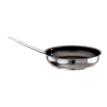 WOR1111728 - World Cuisine - 11117-28 - Grand Gourmet 11 in Non-Stick Stainless Steel Fry Pan Product Image