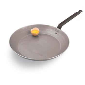 WORA4171432 - World Cuisine - A4171432 - 12 1/2 in Carbon Steel Fry Pan Product Image
