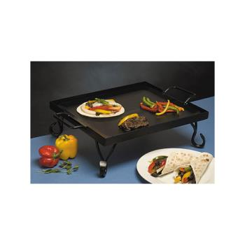 AMMGS16 - American Metalcraft - GS16 - Half Size Griddle with Stand Product Image