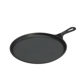 "58532 - Lodge  - L9OG3 - 10 1/2"" Cast Iron Round Griddle Product Image"