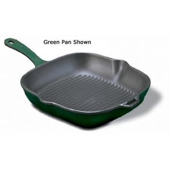 WORA1731024 - World Cuisine - A1731024 - Chasseur 9 1/2 in Blue Grill Pan Product Image