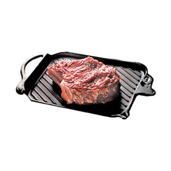 WORA1732736 - World Cuisine - A1732736 - Chasseur 14 1/4 in x 8 5/8 in Grill Pan Product Image