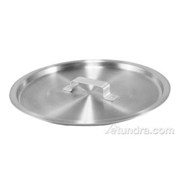 78637 - Commercial - Atlas™ 40 Qt Aluminum Stock Pot Cover Product Image