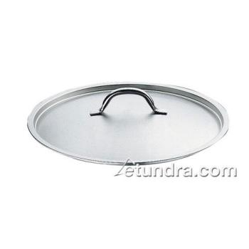 LIN3709C - Vollrath - 3709C - Centurion® 9 1/2 in Stainless Steel Cookware Cover Product Image
