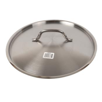 LIN3912C - Vollrath - 3912C - Optio™ 12 1/2 in Stainless Steel Cookware Cover Product Image