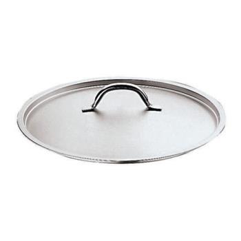 WOR1116128 - World Cuisine - 11161-28 - Grand Gourmet 11 in Stainless Steel Cover Product Image