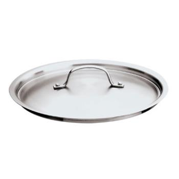 WOR1256124 - World Cuisine - 12561-24 - Series 2500 9 1/2 in Stainless Steel Cover Product Image