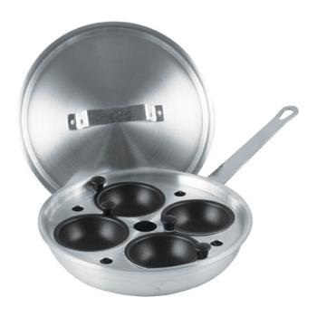78129 - Crestware - POA-MOLDED HDL - Egg Poacher Set Product Image
