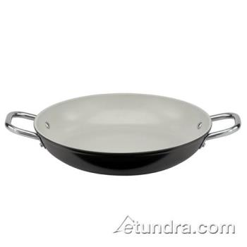 "WOR1161932 - World Cuisine - 11619-32 - 12 5/8"" Ceramic Coated Paella Pan Product Image"