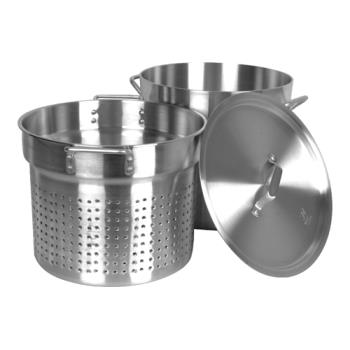 THGALSKPC112 - Thunder Group - ALSKPC112 - 12 qt Aluminum Pasta Cooker Product Image