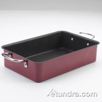 NRW41628 - Nordic Ware - 41628 - 8.55 in x 12.87 in Aluminized Steel Roasting Pan Product Image