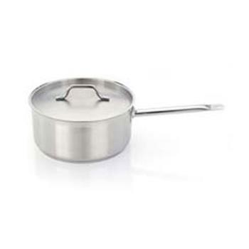 EURHOM401607 - Eurodib - HOM401607 - 1.6 qt Stainless Steel Low Sauce Pan Product Image